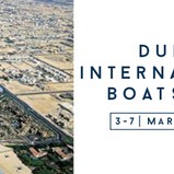 READY TO CAPTURE VISITORS' ATTENTION AT DUBAI BOAT SHOW 2015