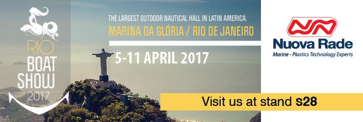 NUOVA RADE at RIO Boat Show 2017