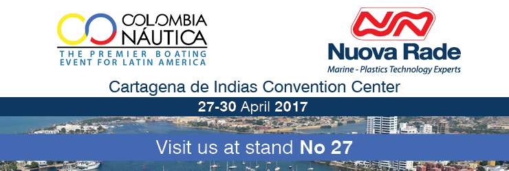 NUOVA RADE at COLOMBIA NAUTICA 2017