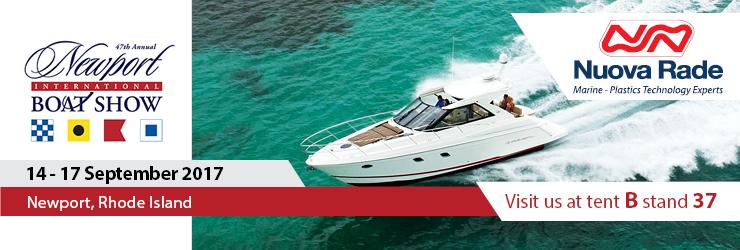 Nuova Rade at Newport International Boat Show 2017 (NIBS)