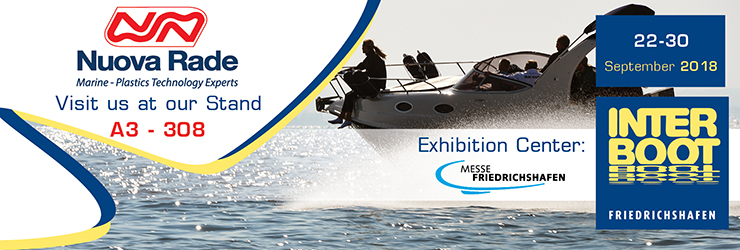 NUOVA RADE at INTERBOOT 2018