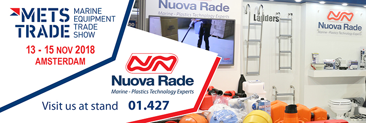 Nuova Rade at METS TRADE 2018