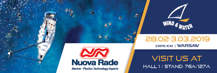 Nuova Rade at Wind & Water 2019