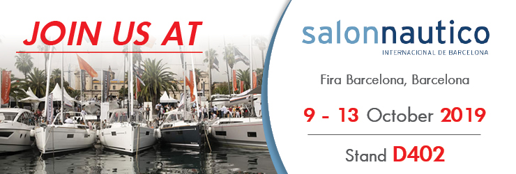 Meet your marine-plastics technology expert at Barcelona; Nuova Rade is attending this year's Salón Náutico International!