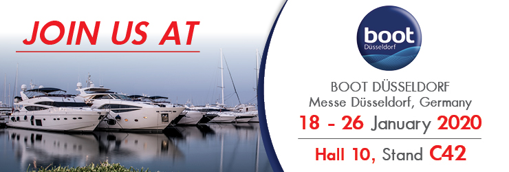 Boot 2020: The Marine-Plastics Technology Experts in the world's largest indoor fair for boats and watersports.