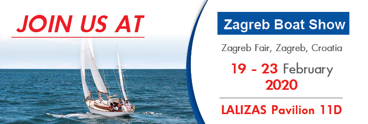 Nuova Rade is going to the Zagreb Boat Show 2020!