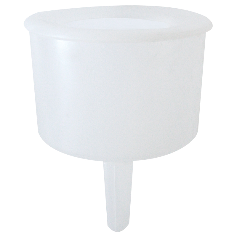 Funnel with filter, Diam. 180mm, H 240mm