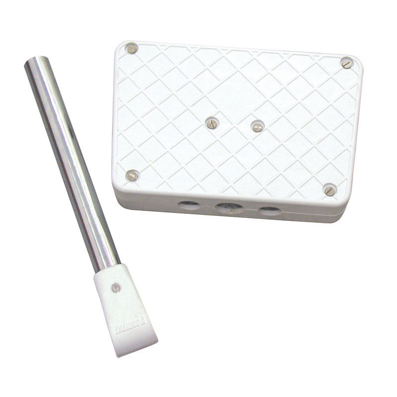 Rail mount motor bracket, white