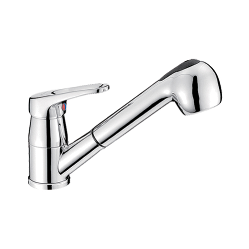 Faucet, with Adjust. Spray & Shower Tube 150cm