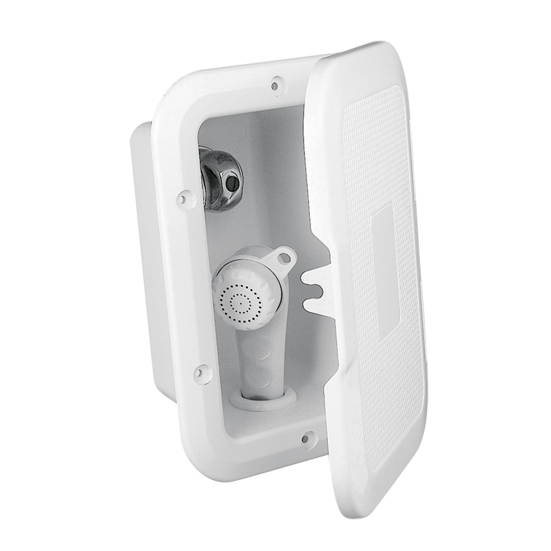 Cases Side-mount with Shower
