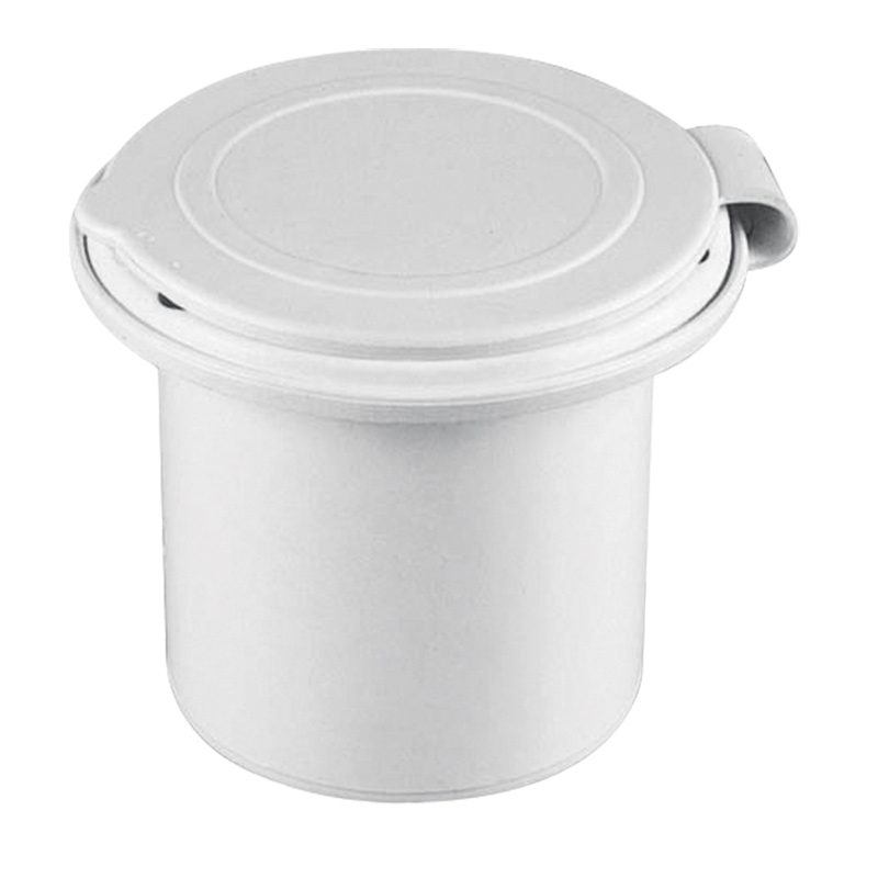 Case for Shower Head with Lid, Round