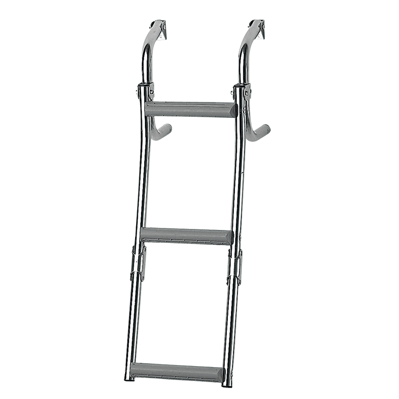 Ladder For Narrow Transom