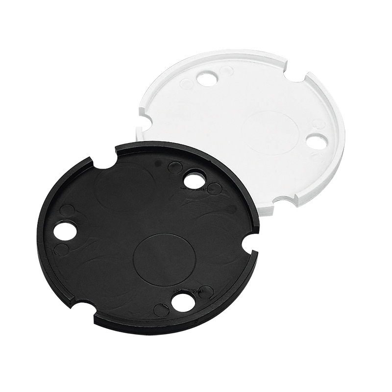 Plastic Flange for Round Stanchion Sockets