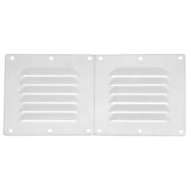 Ventilation Shaft Grilles Cover, Double