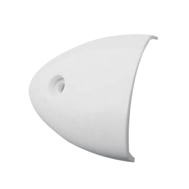 Ventilation Clam Shell Cover, 55x50x12mm